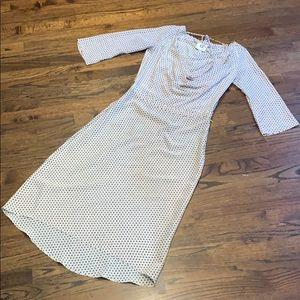 Mayle silk summer dress 6